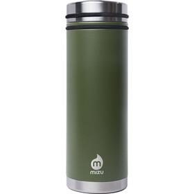 MIZU V7 Termoflaske med V-låg 700ml Rustfri, oliven
